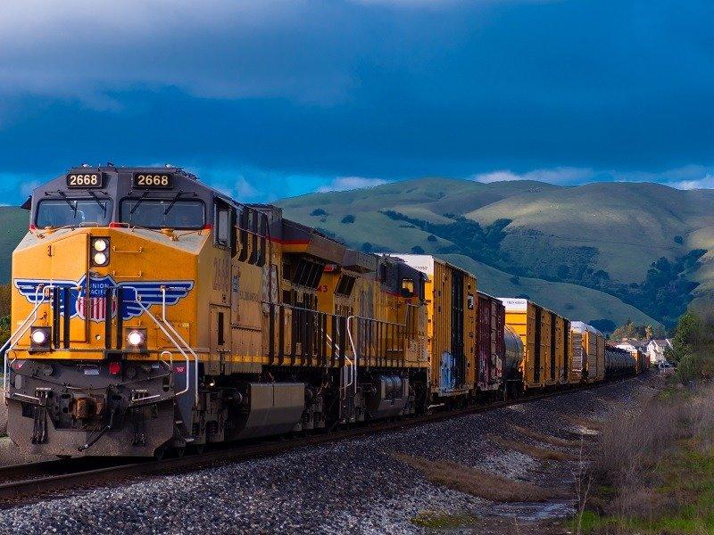 هزینه باربری قطار
