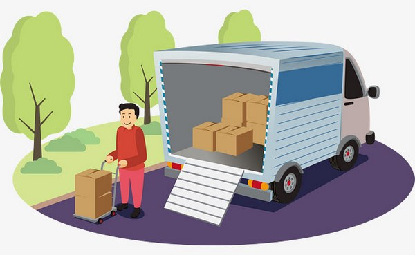 چه نوع باربری با کامیون انجام می شود؟